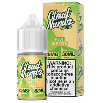 Cloud Nurdz Synthetic Nicotine 30ml Nic Salt Vape Juice