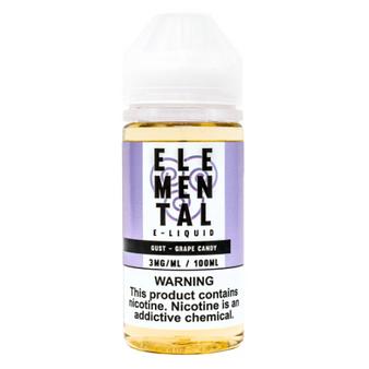 Elemental E-Liquid 100ml Vape Juice