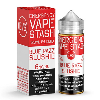 Emergency Vape Stash 120ml Vape Juice
