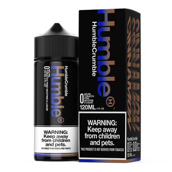 Humble Juice Co. 120ml TF Vape Juice