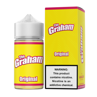 The Graham 60ml Vape Juice Collection
