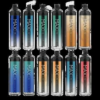 Suorin Air Bar Max 6.5mL Disposable Vape (5%, 2000 Puffs)