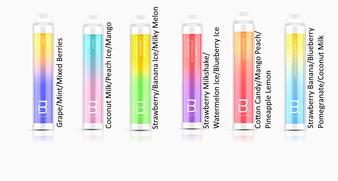 BMOR Pi Plus Disposable Vape