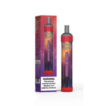 R and M Switch Pro Disposable Vape (6%, 3200 Puffs)