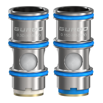 Aspire Guroo Tank Replacement Coils (Pack of 3)