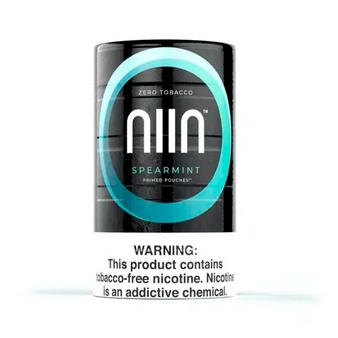 NIIN Tobacco-Free Nicotine Pouches - Sleeve of 5
