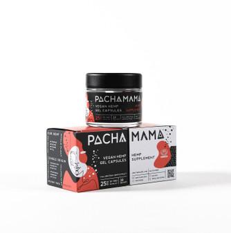 Pachamama Hemp Gel Caps