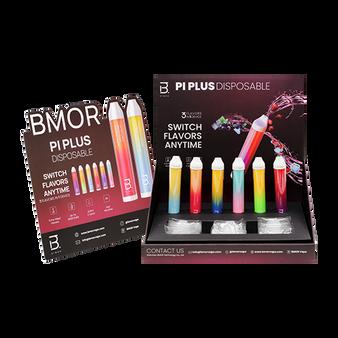 BMOR Pi Plus Disposable Vape Marketing Bundle