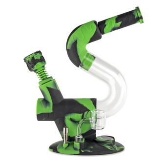 Ooze Swerve Silicone Waterpipe & Nectar Collector