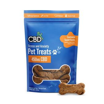 CBDfx Pet Treats