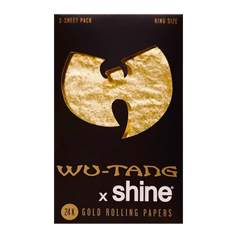 Shine King 24k Rolling Papers
