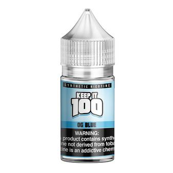 Keep It 100 30ml Synthetic Nicotine Salt Vape Juice