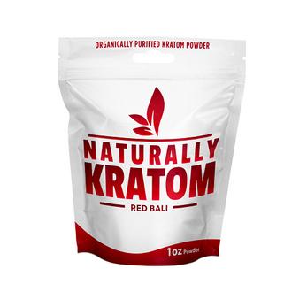 Naturally Kratom 1oz Kratom Powder