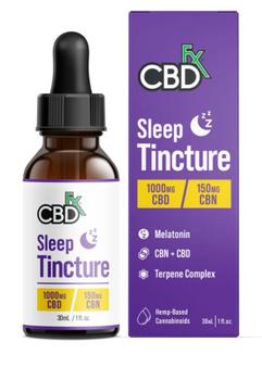 CBDfx Sleep Tincture