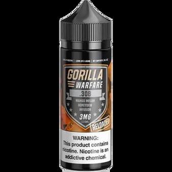 Gorilla Warfare 120ml Vape Juice Collection