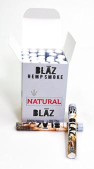 BLAZ Premium Hemp Smokes Single Tube