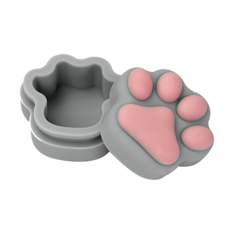 Cat Claw Silicone Concentrate Jar