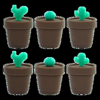 Cactus Silicone Concentrate Jar