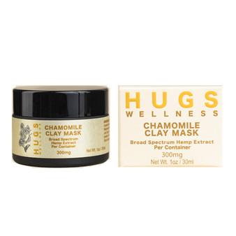 Hugs CBD Chamomile Clay Mask