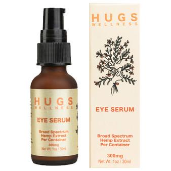 Hugs CBD Eye Serum