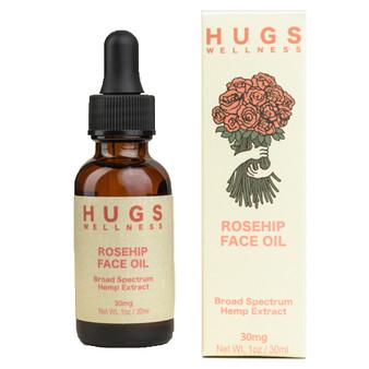 Hugs CBD Rosehip Face Oil
