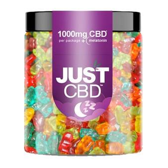 JustCBD Nighttime CBD Gummy Bears