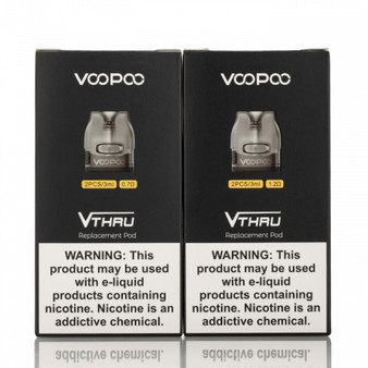 VooPoo V.THRU Pro Replacement Pod (2x Pack)