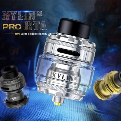 VandyVape Kylin M Pro RTA Overview