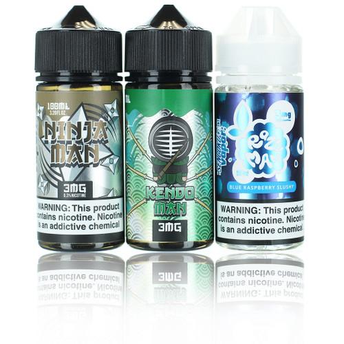 Sengoku Vapor Collection 100ml Vape Juice