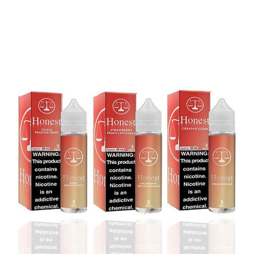 Honest Collection 60ml Vape Juice