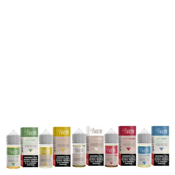 NKD 100 Salt Collection 30ml Nic Salt Vape Juice