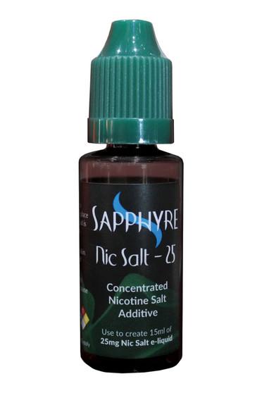 Sapphyre Nic Nicotine Additive 15ml