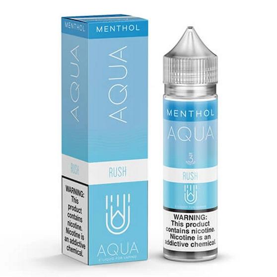 Aqua Synthetic Nicotine 60ml Vape Juice