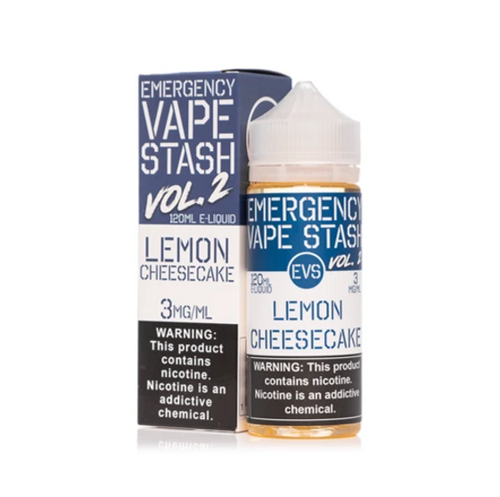 Emergency Vape Stash Vol. 2 120ml Vape Juice