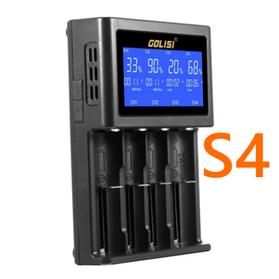 GOLISI S4 Battery Charger