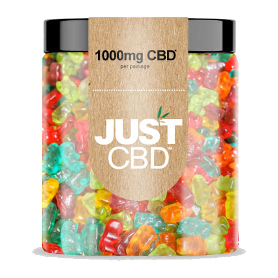 JustCBD CBD Gummy Bears