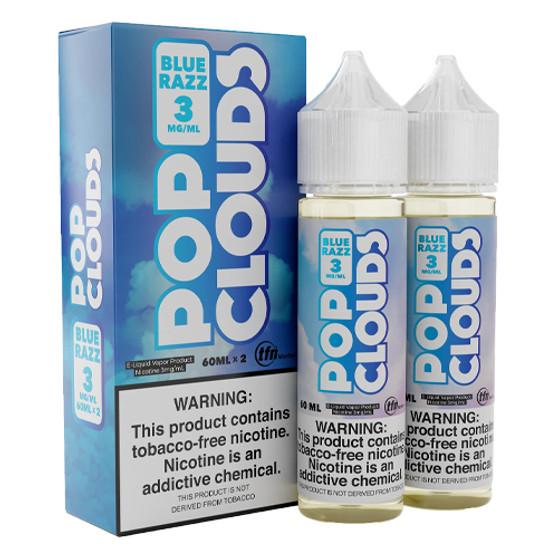 Pop Clouds 2x60ml TF Vape Juice Collection