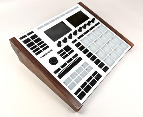 Native Instruments Maschine MK1 MK2 MDF Seitenteil Wooden Side Panel Stand