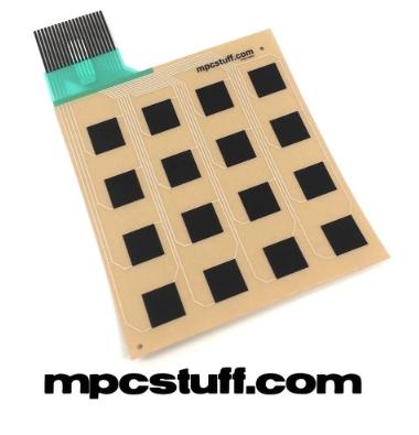Akai MPC - MPD - MPK Pad Sensors