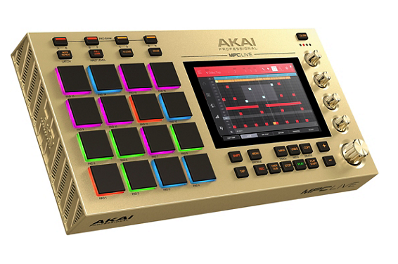 Akai MPC Live Gold Spare Parts and Accessories