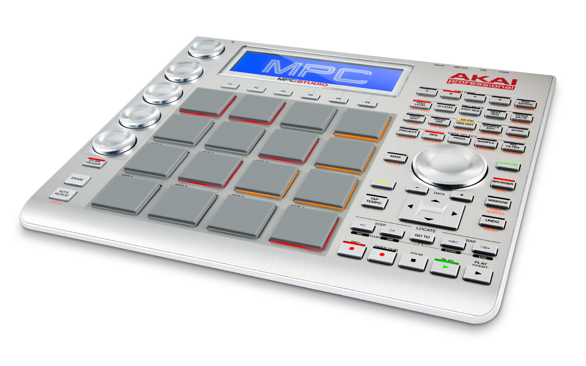 MPC Studio Stuff