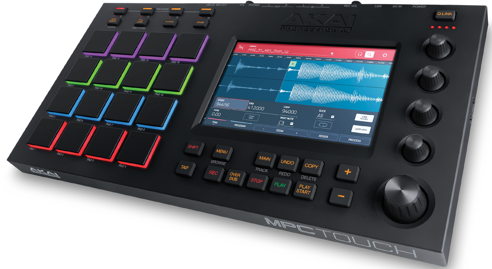 MPC Touch Stuff