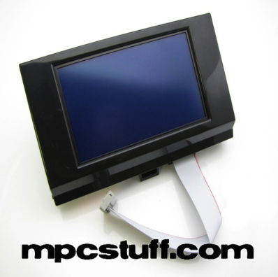 XLCD Screens - MPC 1000 - MPC 2500