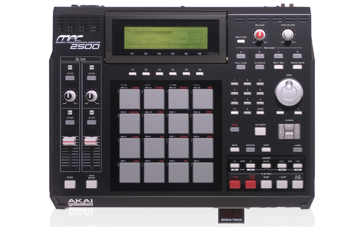 MPC2500 Stuff
