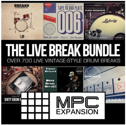 Akai MPC Sample Expansion Packs
