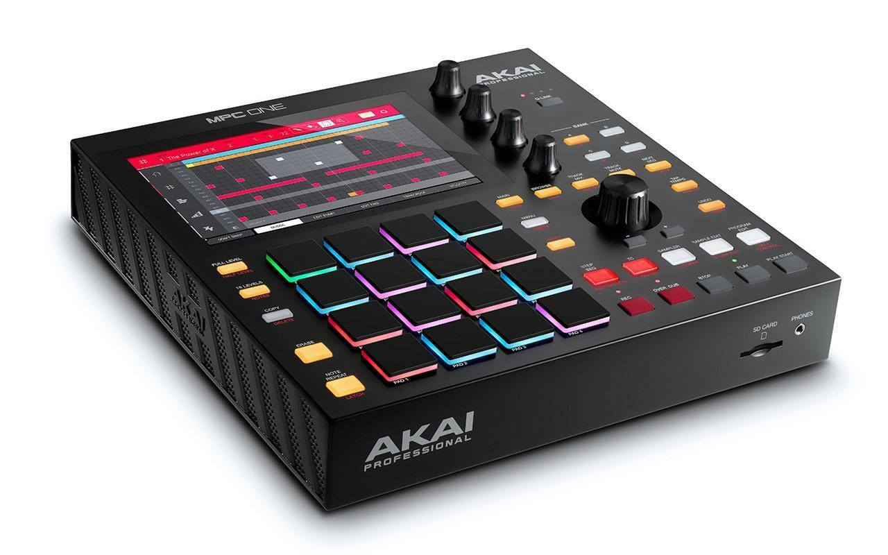 Akai MPC One Stuff