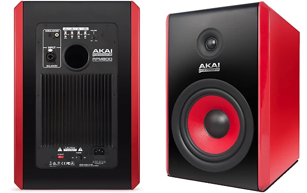 Akai Studio Monitors