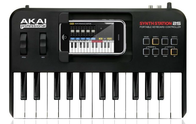Akai SynthStation 25 Spare Parts and Accessories