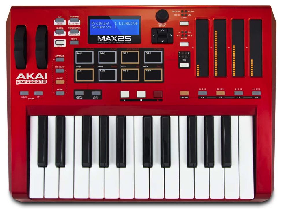 MAX25 Stuff
