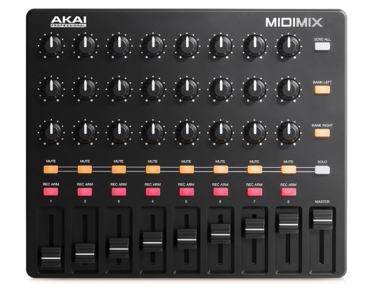 Akai MIDIMix Spare Parts and Accessories
